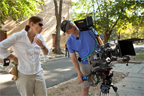 <p><strong>Director Mary Mazzio and DP Richard Klug</strong><br /> © 2012 Richard Schultz.<br /> All Rights Reserved.</p>